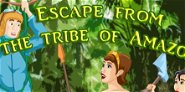 Escape from the Tribe of Amazons
